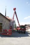Visualiser l'album Pose du Coq de l'Eglise Protestante de Villars sur Ollon